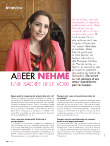 Image Article Fès