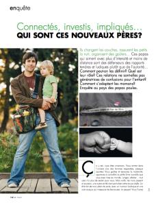 Image Article Nouveaux papas