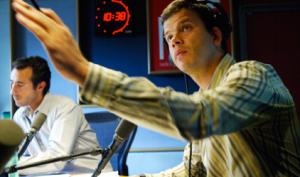 Image formation radio