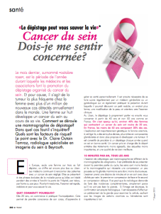 Image Article Cancer