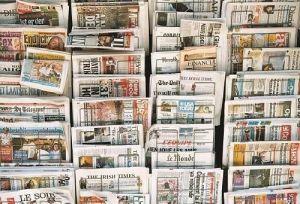 Image journaux